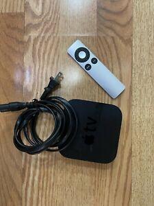 Apple TV (3rd Generation) 8GB HD Media Streamer - A1469 with Original Remote