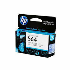 Genuine HP #564 Photo Black Ink Cartridge CN317WN for HP Photosmart D7500 D7560