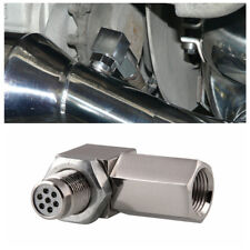 O2 Sensor Spacer Car Engine Light CEL Check Bung Catalytic Converter Kit M18*1.5