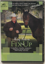 Monty Roberts FixUp Horse Training 3 DVD Set Brand New Factory Sealed