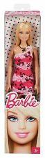 Barbie chic Robe rose et noir Doll X9579