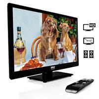 "New! 18.5"" LED Flat Screen TV 1080P 1366 x 768 Resolution 16:9 60 Hz Refresh"