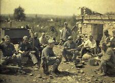 6x4 Gloss Photo ww2F19 World War 1 The Great War In Colour Db 81 21100 3 4