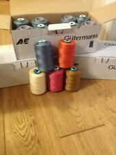 A&E / Gutermann Polyester Sewing Thread - Perma Core ticket 75 - 5000mtr cone