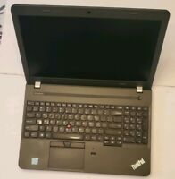Lenovo ThinkPad E560 Intel Core i5-6200U 2.30GHz No  RAM No HDD No battery