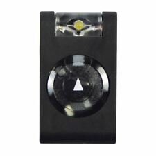 Mighty Bright Rubberized LED MicroClip Light, Black