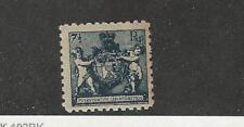 Liechtenstein, Postage Stamp, #58a Mint NH Perf 9.5, 1921 Scarce