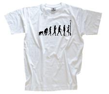 Standard Edition Freier Rotlicht Prostitution Evolution T-Shirt S-XXXL