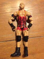 Mattel WWE Basic Ryback Wrestling Action Figure Black Red Singlet