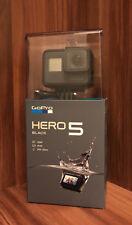 GoPro HERO 5 Action Camera (12 Megapixel) Nero/Grigio Nuovo Ovp