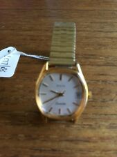 Ladies Classic AVIA Gold Coloured Watch with Flexieband  W477/18