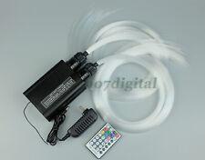 Star ceiling fiber optic light starry sky night light wireless RGB 500 fibres