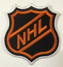 "NHL Shield  Crest / Patch 3.5""x 3.5"" Inch Iron On  / Sew On"