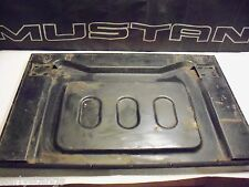 1971 1972 1973 MUSTANG FASTBACK MACH 1 BOSS FOLD DOWN SEAT TRAP DOOR  7/22/70