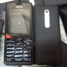 Full Fit Fascia Housing Cover Case With Keypad For Nokia 301 + Tools