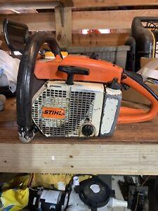 stihl 056 av chainsaw