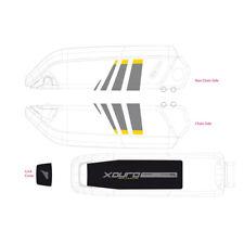 Haibike 269-4003-1d4 décor E-Bike Xduro pour Batterie Boîtier 2015 1 s gris//lime