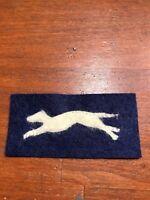 WWI US Army Postal Express patch wool