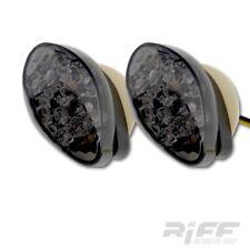 LED Verkleidungs Blinker vorne Honda CB 600 F PC41 Hornet schwarz getönt smoked