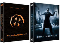 Equilibrium - Blu-ray Full Slip Case Limited Edition w/ Lenticular insert (2017)
