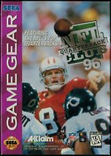 NFL Quarterback Club 96 (Sega Game Gear, 1995) Factory Sealed