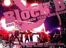 Block B THE WARUGAKI LIVE PACKAGE 2015 First Limited Edition DVD Photobook Japan