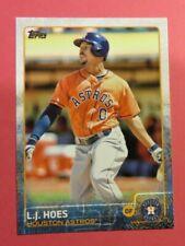 2015 Topps, Houston Astros - L.J. HOES