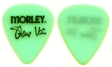 Steve Vai Guitar Pick : 2002 Tour Morley neon green signature