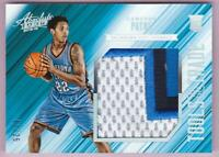 CAMERON PAYNE RC 2015-16 ABSOLUTE TOOLS OF THE TRADE PATCH #11/25