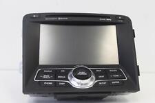 2011-2012 HYUNDAI SONATA NAVIGATION BLUETOOTH XM RADIO CD MP3 PLAYER