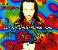 DJ Bobo : Let The Dream Come True (x3) CD