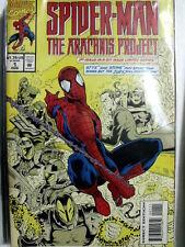 Spider Man The Arachnis Project n°1 1994 ed. Marvel Comics  [G.180]