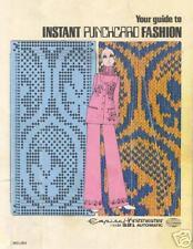 Knitting Machine Instructions Model 321