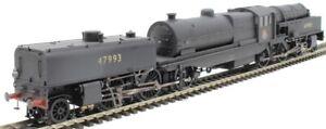 Heljan 266220, 00 Gauge, Beyer Garratt 2-6-0 0-6-2 47993 in BR early black (W)