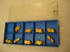 Valenite Vlt 3r Vc901 Carbide Insert 9pc Lot