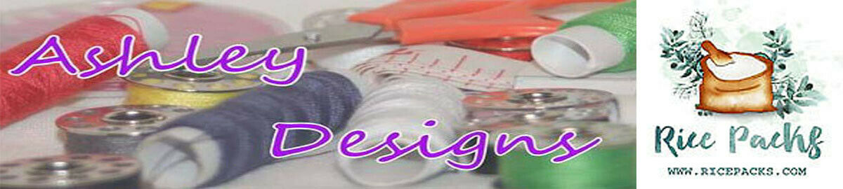 Ashley-Designs - RicePacks