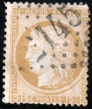 France, 61  A14 15¢ Bistre Ceres Used  H