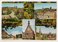 Ansichtskarte, Esslingen am Neckar, 1976 gelaufen