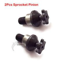 T8F 6T Clutch Gear Box Front Pinion Sprocket 47cc 49cc Pocket Bike Mini ATV Quad