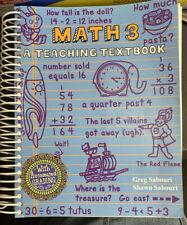 Teaching Textbooks Math 3 Textbook Only (no Cds)