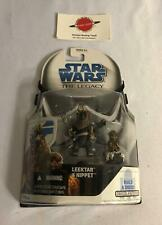 Leektar & Nippet Legacy Collection Star Wars Moc 2009 Figure New