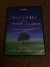 It's A New Day For Financial Freedom ~ 4 Week DVD Sermon ~ Dr. Ed Stetzer