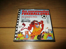 Le plus sensationnel Match de football -Piccolo - Super 8 Film - SW environ 17m