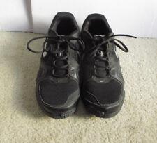 Nike Air Max Edge 11+ #431846-001 Black/Metallic Silver-Black Shoes Size US 10.5