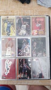 Karl Malone Basketball card collection bulk lot