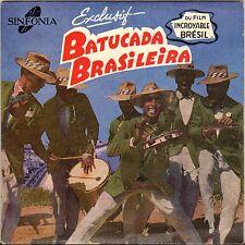 "LUCCIANO PERRONE ""INCROYABLE BRESIL"" BATUCADA BRASIL B.O. FILM 60'S EP SINFONIA"
