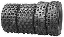 Set of 4 WANDA Sport ATV Tires AT 21x7-10 Front & 20x10-9 Rear /4PR - GNCC Race