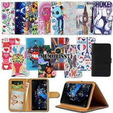 For OUKITEL C10/12/13 U25 Pro SmartPhones Folio Leather Stand Wallet Cover Case
