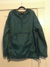 Rei Men's Green Pullover Zip-Neck Windbreaker size Xl