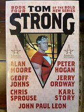 America's Best Comics TOM STRONG Book 4 Hardcover VF/NM